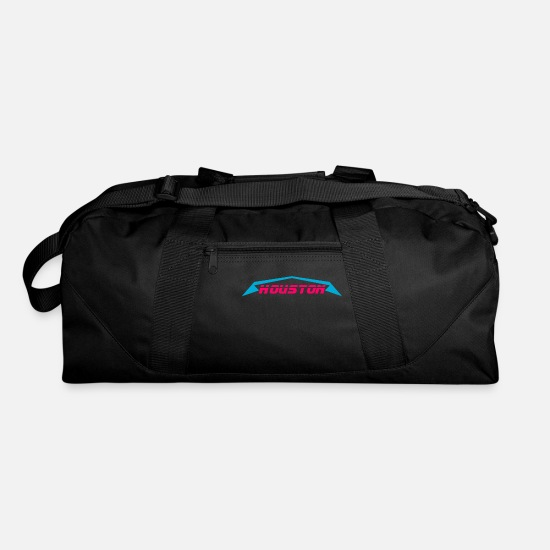 Usa Bags & Backpacks - Houston - United States Of America - Duffle Bag black