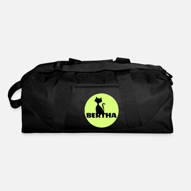 First Name Bertha name first name - Duffle Bag