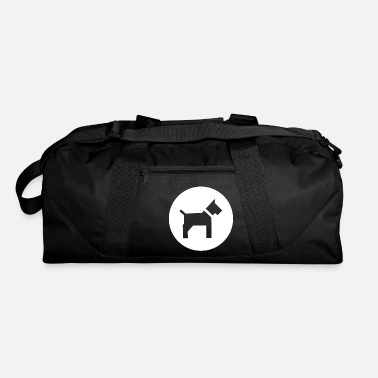 Doggie School Dog | dog owner | dog trainer | doggie school - Duffle Bag