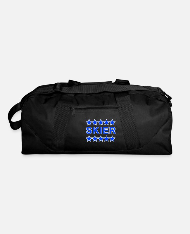 Ski Bags & Backpacks - Skiing - Duffle Bag black