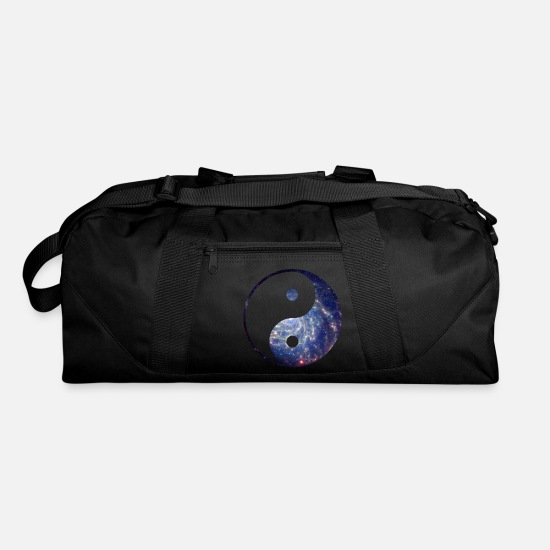 Hipster Bags & Backpacks - Cosmic Balance - Duffle Bag black