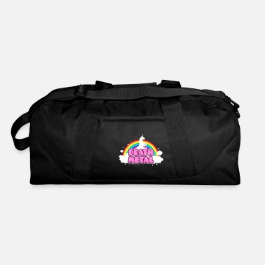 Rainbow Mosh DEATH METAL! (Funny Unicorn / Rainbow Mosh Parody - Duffle Bag