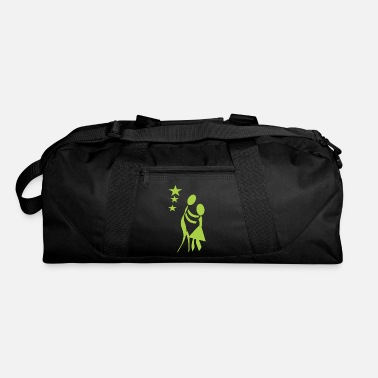 Partner dance with a partner - Duffle Bag