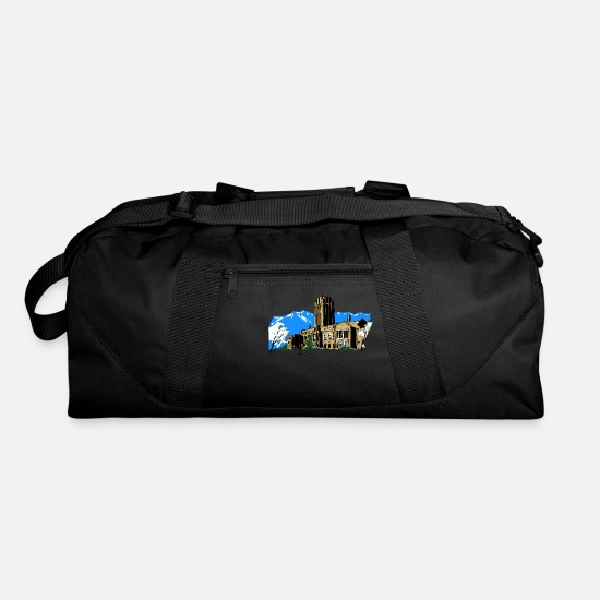 Building Bags & Backpacks - buildings - Duffle Bag black