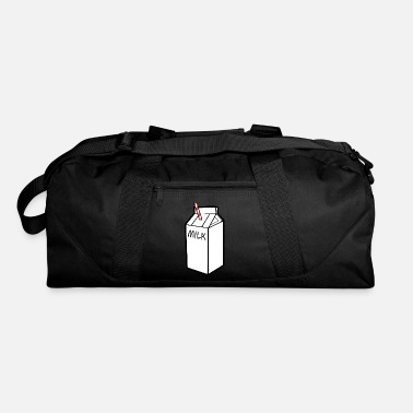 Carton milk carton - Duffel Bag