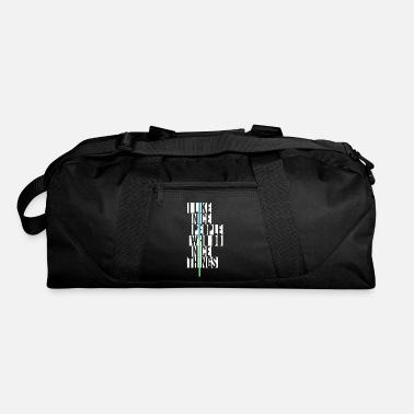Nice Be Nice - Duffel Bag