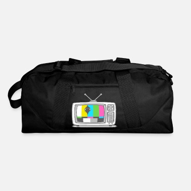 Watch Tv Watching TV - Duffle Bag