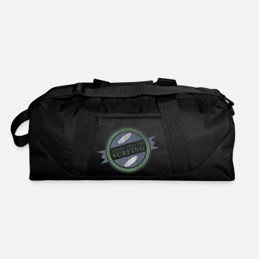 Addicted addicted to surfing - Duffel Bag