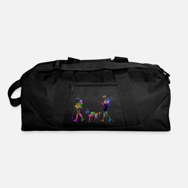 Couples Traveling as a couple, couple, couple traveling - Duffle Bag