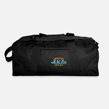 Healing healed - Duffle Bag