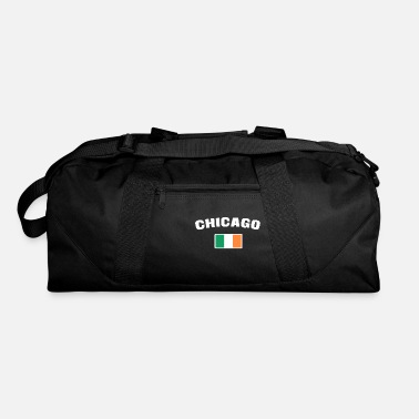 Patrick Saint Patrick's Day Chicago Irish Flag - Duffle Bag