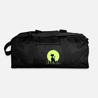 Name Day Elena Name day first name personal gift moonlight - Duffle Bag
