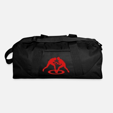 High Wrestling, freestyle wrestling - Duffle Bag