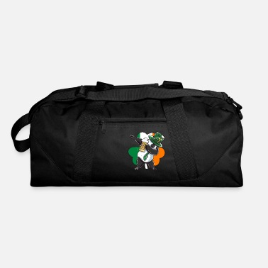 Patrick Funny St Patricks Day Leprechaun Party gift Paddy - Duffle Bag