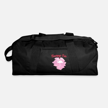 Fan Art Flamingo fan Art graphic - Duffle Bag