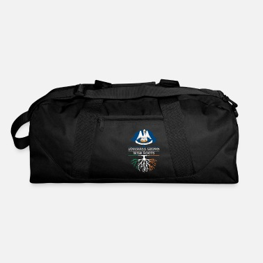 America Louisiana Grown with Irish Roots - Duffle Bag