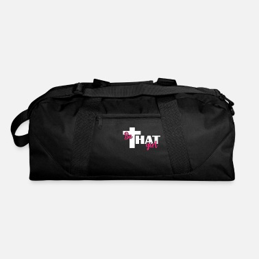 Christian Family Be That Girl Christian Woman - Duffle Bag