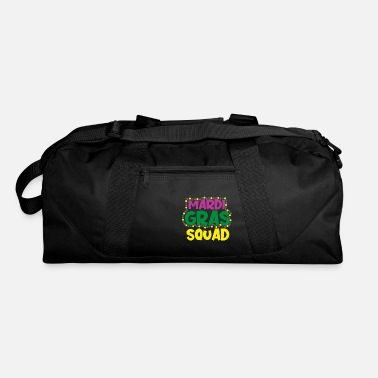 Celebrate Mardi Gras NOLA Fat Tuesday Parade - Duffle Bag