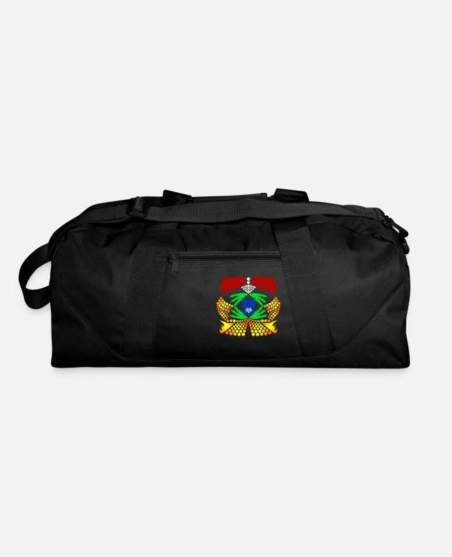 Graphics Bags & Backpacks - Glory - Duffle Bag black