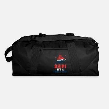 Seaburn It's A Family Trip Marine Color - Duffle Bag