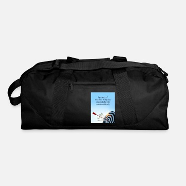 Occassionally success comes what you do consistently - Duffle Bag