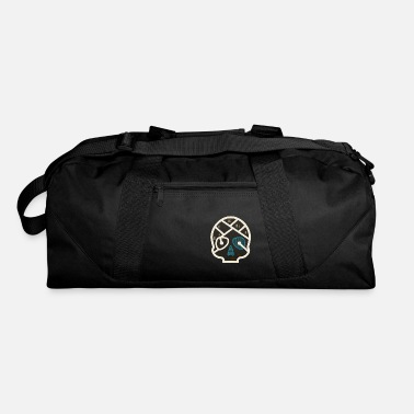 Skull Treasure Map - Duffle Bag