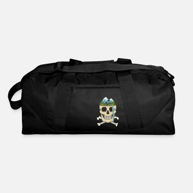 Skull Waterfall - Duffle Bag