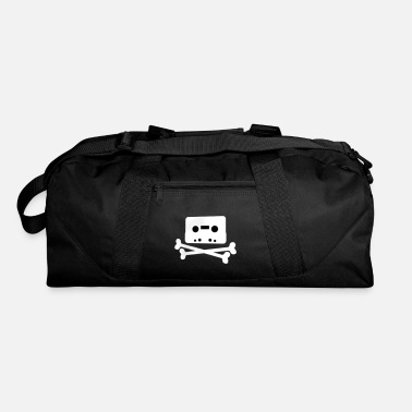 Tape Tape with crossbones - Duffel Bag