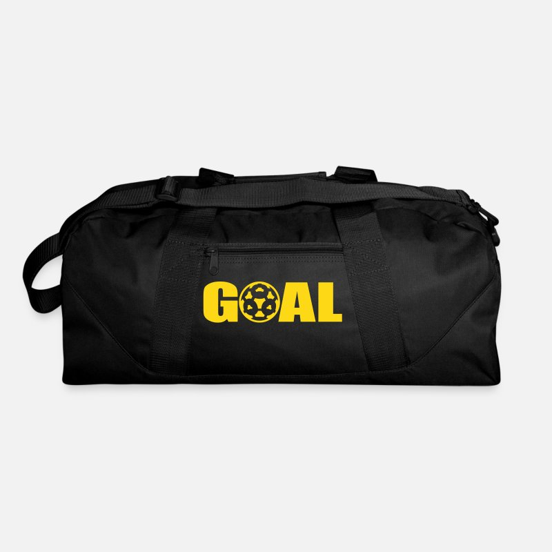 Football Bags & backpacks - GOAL - Duffle Bag black