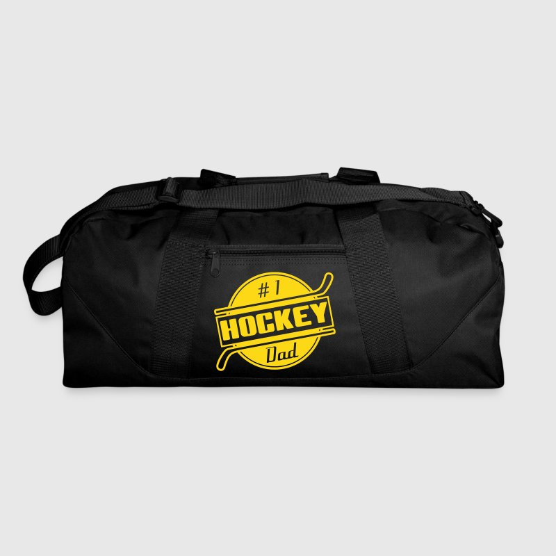 #1 Hockey Dad - Duffel Bag