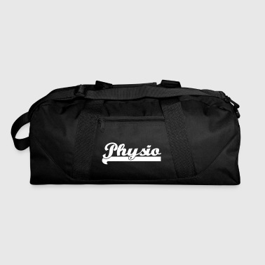 Physiotherapist Physiotherapy Sportsteam - Duffel Bag