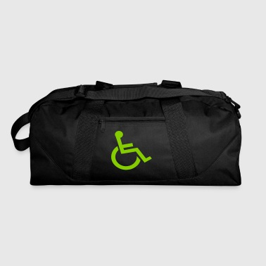 Wheelchair wheelchair - Duffel Bag