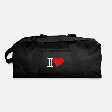 I Heart i heart - Duffel Bag