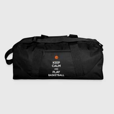 Basketball. Basketball Lover. Basketballer. Hobby - Duffel Bag