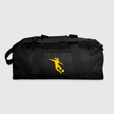 Soccer female - Duffel Bag