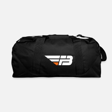 FBL White & Orange (nname - Duffle Bag