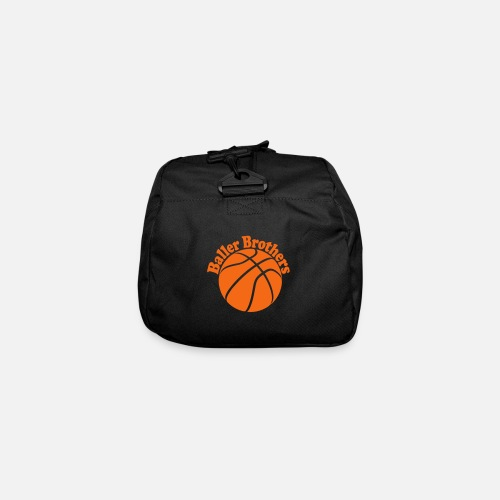 f1d42c7522 Baller Brothers Basketball Duffel Bag - Duffle Bag. Back. Front. Right. Left