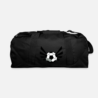 Pineapple And Soccer SOCCER BALL world cup with an awesome blaze ! - Duffle Bag