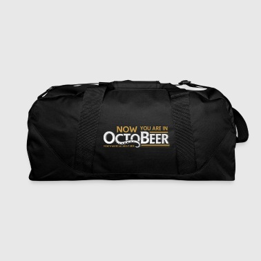 October Octobeer - Duffel Bag