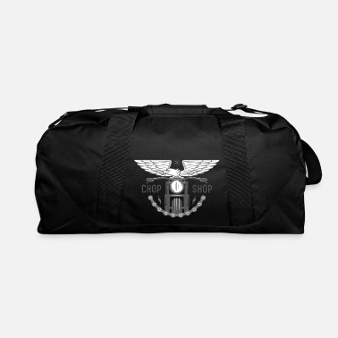 Chop chop shop - Duffle Bag