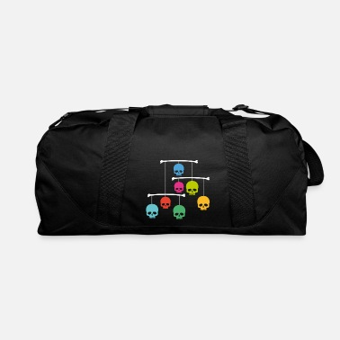 Mobile Mobile with Skulls - Duffel Bag