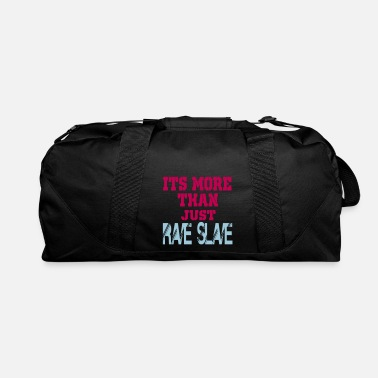 Slave Female more than a rave slave - Duffle Bag