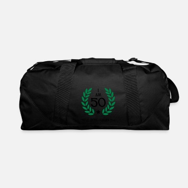 Birthday 60 - 50 plus tax - Duffle Bag