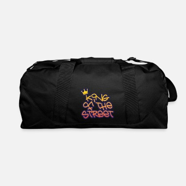 Cartoon Airbrush Hobby Artist Graffiti Streetart - Duffle Bag