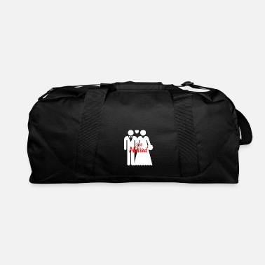 Marry Just Married - Duffle Bag