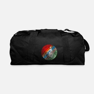 Workout Retro Bicycle Gift Sport - Duffel Bag