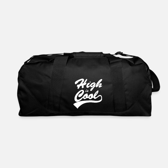 Joint Bags & Backpacks - High is cool - Duffle Bag black