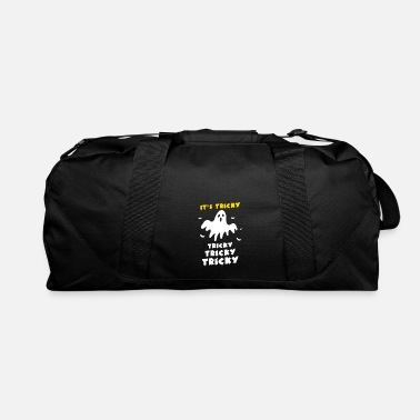 Tricky Tricky Ghost - Duffle Bag