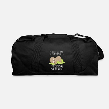 Official Person Official napping shirt - Duffel Bag
