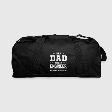 Father Father's Day engineer - Duffel Bag